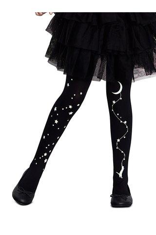 Ciorapi negri Penti Love Night 40 DEN cu model