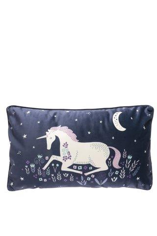 Perna bleumarin Sass&Belle cu unicorn