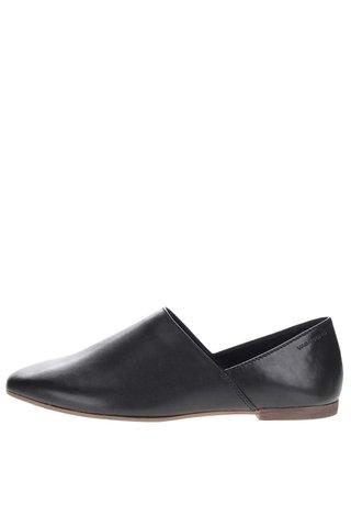 Pantofi negri Vagabond Ayden din piele