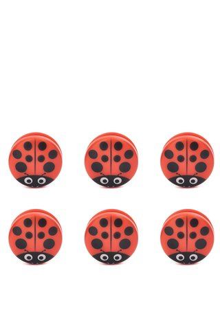 Set 6 cleme de bucatarie Kikkerland in forma de gargarita