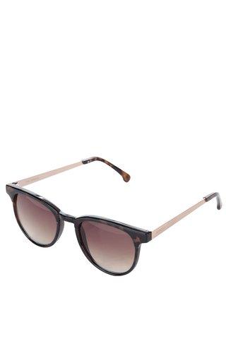 Ochelari de soare maro Komono Francis pentru femei
