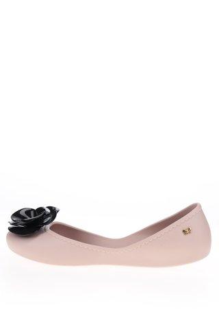 Balerini roz Zaxy cu floare neagra
