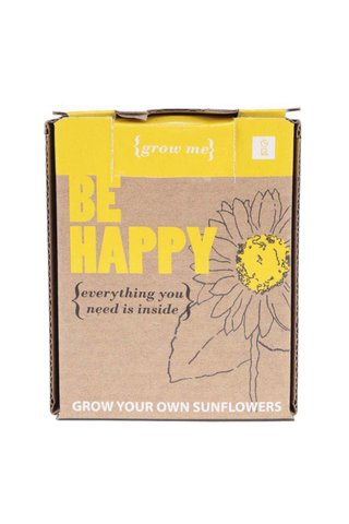 Set crestere floarea soarelui Gift Republic Grow me