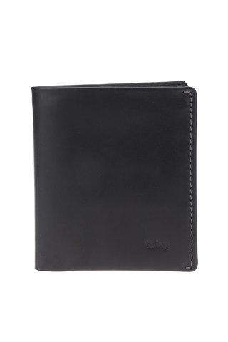 Portofel negru din piele Bellroy Note Sleeve pentru barbati