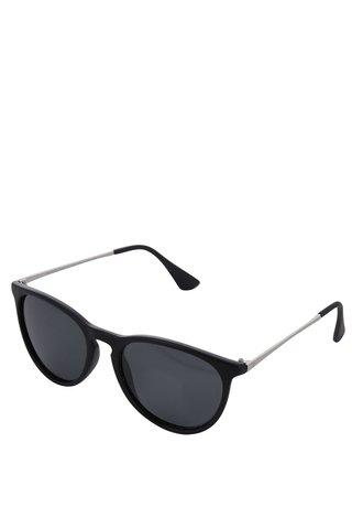 Ochelari de soare negri unisex - CHPO Roma