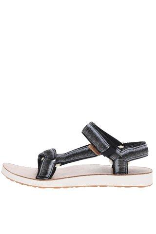 Sandale negru & gri Teva pentru femei