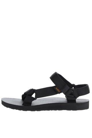 Sandale negre Teva pentru femei