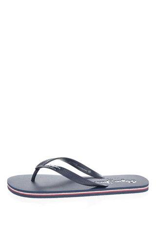Slapi albastru inchis Pepe Jeans Swimming