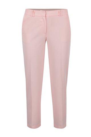 Pantaloni roz drepti Dorothy Perkins