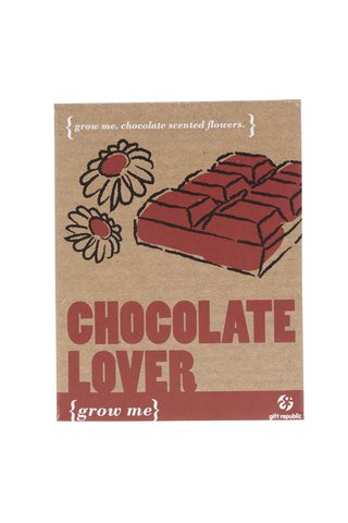 Set crestere Gift Republic Grow it Chocolate
