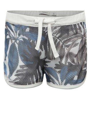 Pantaloni scurti albastru & alb name it Jamesh pentru fete