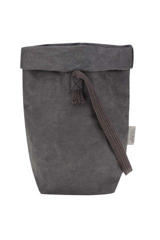 Geanta gri inchis UASHMAMA® Carry One
