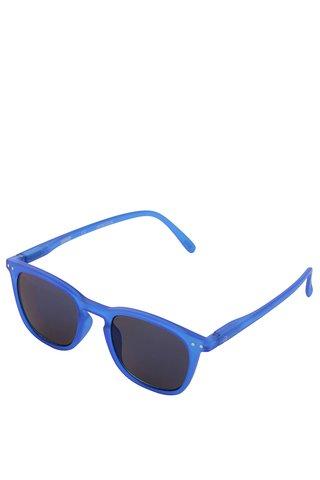 Ochelari de soare albastri IZIPIZI unisex