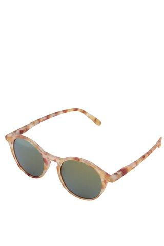 Ochelari de soare galbeni IZIPIZI pentru femei