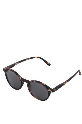 Ochelari de soare negru & maro IZIPIZI pentru femei
