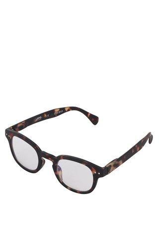 Ochelari de protectie maro & negru IZIPIZI unisex