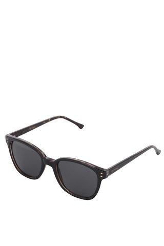 Ochelari maro unisex cu lentile negre Komono Renee