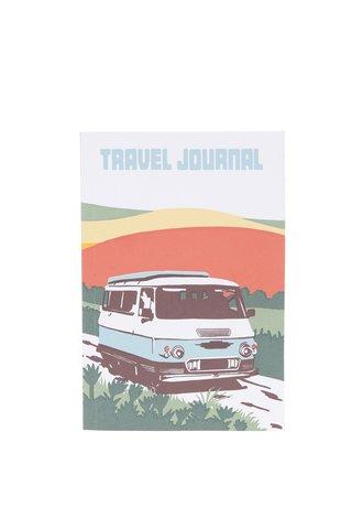 Jurnal de calatorie Chronicle cu imprimeu