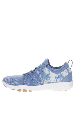 Modré dámské tenisky Nike Free TR7