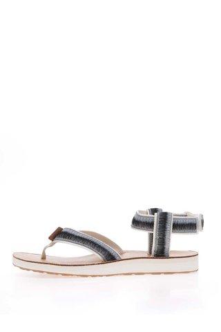 Sandale flip-flop maro&gri Teva
