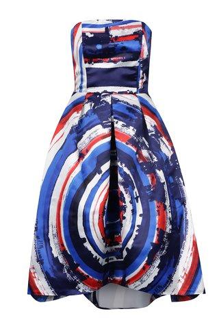 Rochie multicolora Closet cu imprimeu