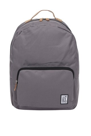Šedý unisex batoh The Pack Society 18 l