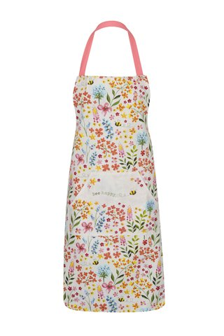 Sort crem cu model floral Cooksmart