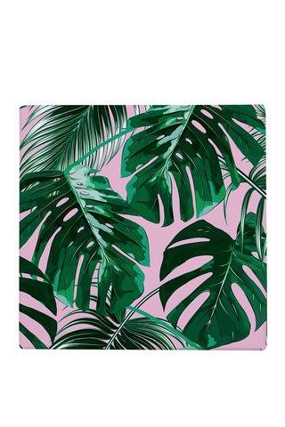 Panza cu print tropical Butter Kings