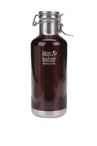 Sticla de apa maro Kanteen Insulated Growler 946 ml