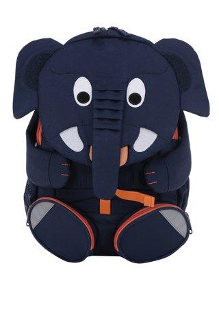 Rucsac bleumarin in forma de elefant Affenzahn 8 l