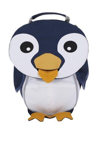 Rucsac multicolor in forma de pinguin Affenzahn 4 l