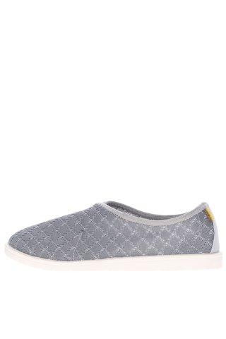 Pantofi sport gri cu perforatii Oldcom Infinity