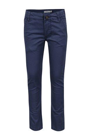Pantaloni chino albastri pentru baieti name it Timber