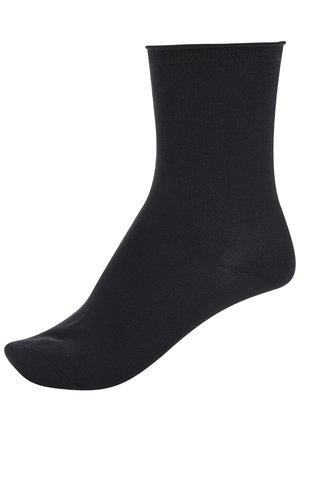 Černé ponožky Selected Femme Lucy