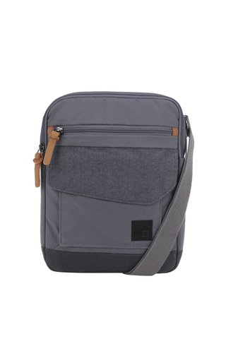Šedá crossbody taška na tablet Case Logic LoDo