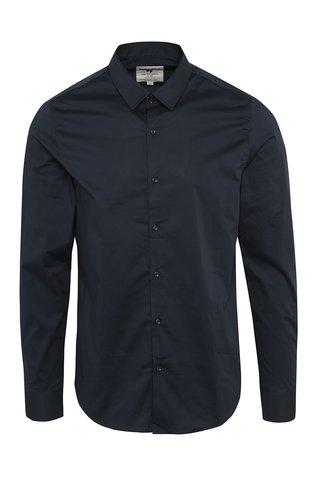 Camasa bleumarin regular fit pentru barbati Garcia Jeans Dario