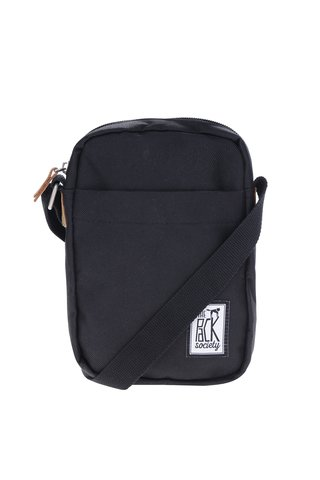 Geanta crossbody neagra The Pack Society