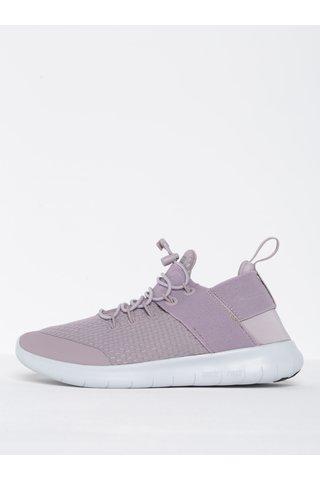 Pantofi sport lila pentru femei - Nike Free Commuter