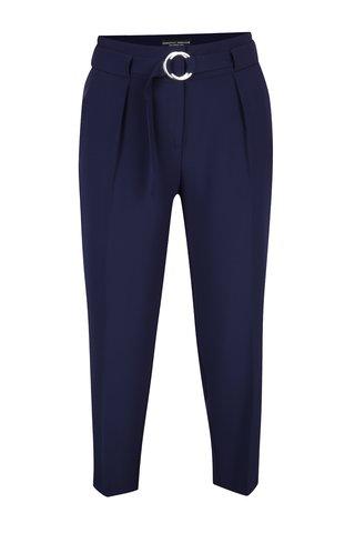 Pantaloni conici bleumarin Dorothy Perkins