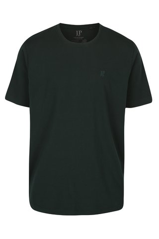Tricou basic verde inchis JP 1880