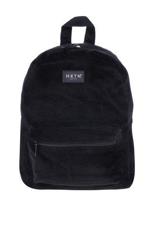 Rucsac negru din blana artificiala HXTN supply 12 l
