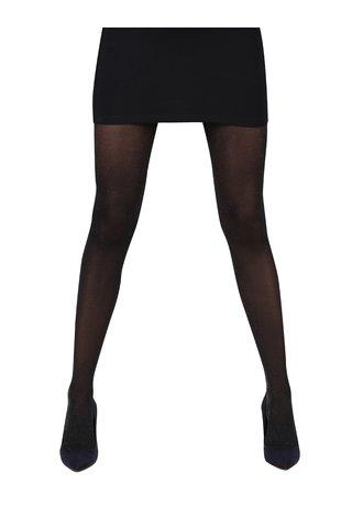 Černé punčochové kalhoty Gipsy