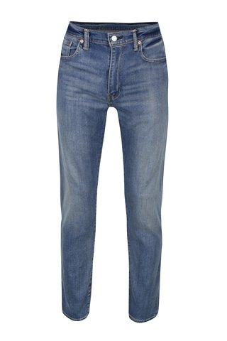 Blugi albastri elastici cu aspect decolorat pentru barbati Levi's®
