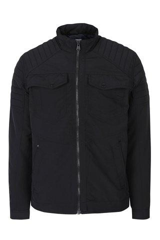 Jacheta neagra de primavara / toamna cu buzunare - Jack & Jones Catel