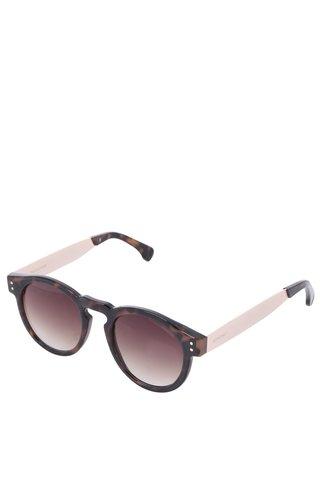 Ochelari de soare maro pentru femei Komono Clement