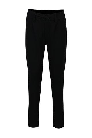 Pantaloni negri cu talie elastica name it Ida