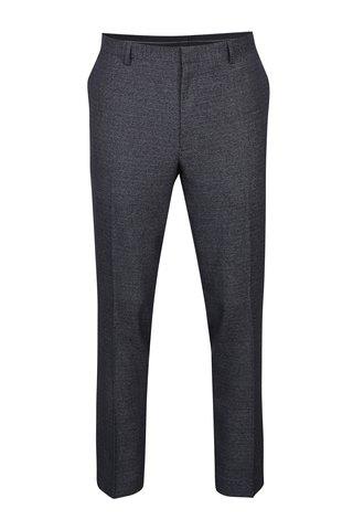 Pantaloni skinny gri pentru costum - Burton Menswear London
