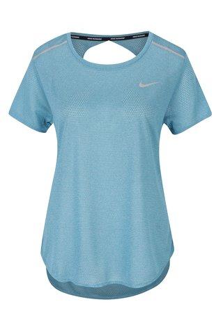 Tricou functional turcoaz pentru femei -  Nike