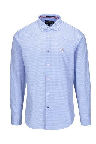 Camasa pepit albastra pentru barbati - Jimmy Sanders