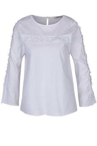 Bluza alba cu maneci lungi Haily´s Sarina